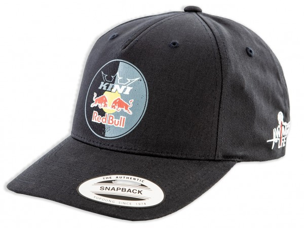 KINI Red Bull Circle Cap Anthracite