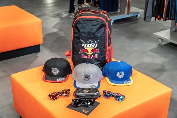KINI Red Bull Freizeitpaket Cap & Brille