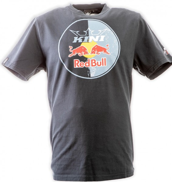 KINI Red Bull Circle Tee Anthracite