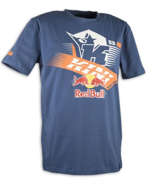 KINI Red Bull Athletic Tee Navy