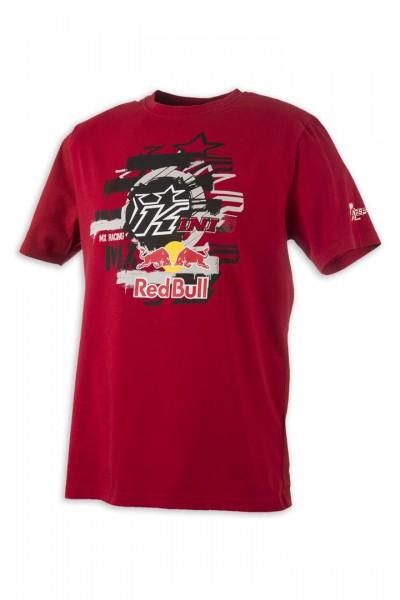 KINI Red Bull Layered Tee Red