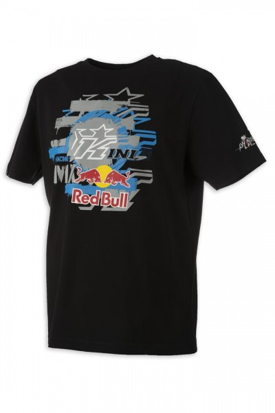 KINI Red Bull Layered Tee Black