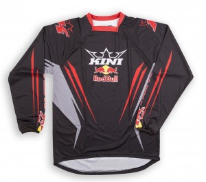 KINI Red Bull Competition Shirt Black