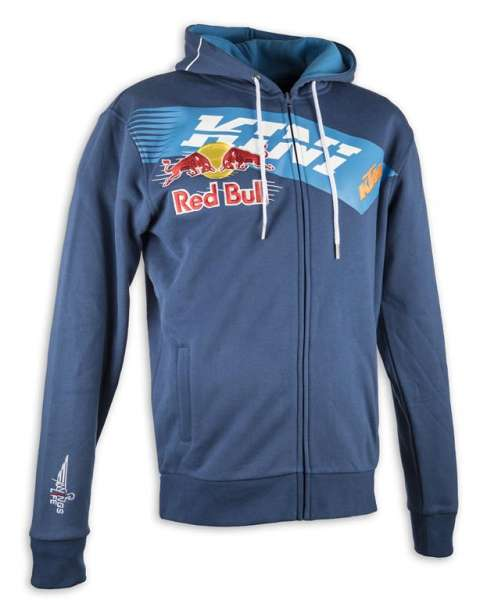 KINI Red Bull Athletic Hoodie Blue Size L   KINI Online Shop
