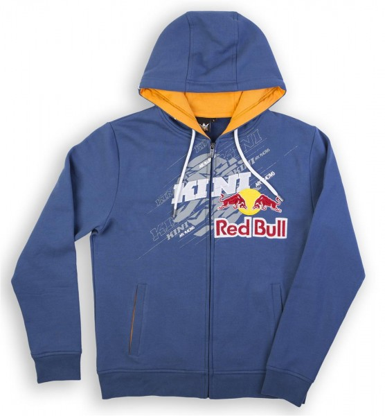 KINI Red Bull Dissected Hoodie Navy