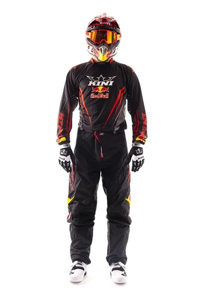 Kini Red Bull Competition Baggy Set Black