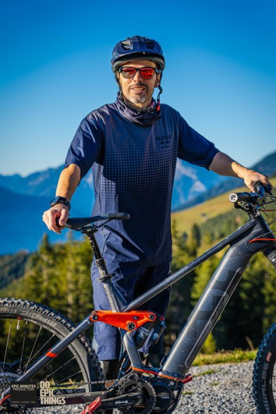 KINI Red Bull MTB Trail Hunter Set