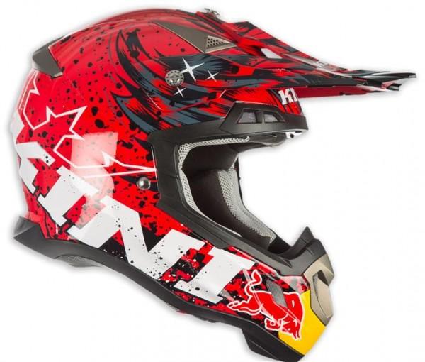 KINI Red Bull Revolution Helmet