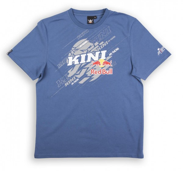 KINI Red Bull Dissected Tee Navy
