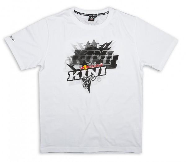 KINI Red Bull Crashed Tee White