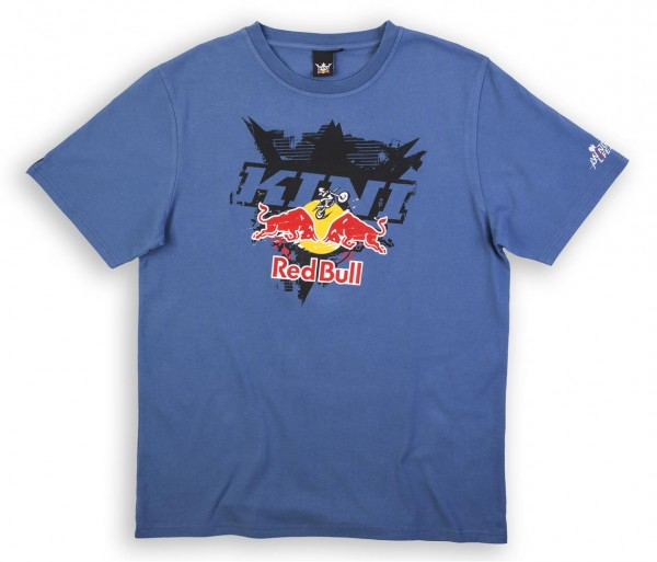 KINI Red Bull Interlaced Tee Navy