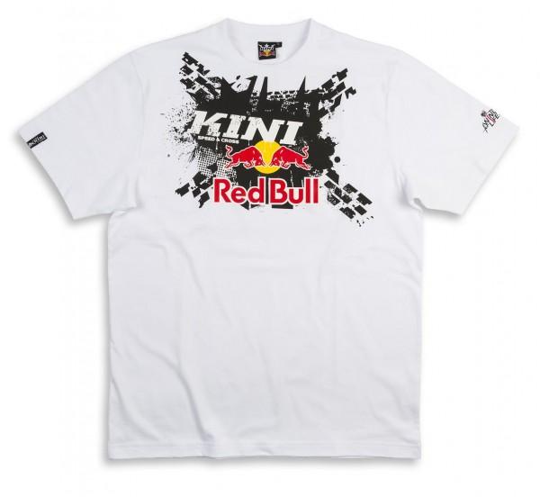 KINI-Red Bull X-UP Tee White