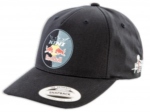 KINI Red Bull Circle Cap Anthracite