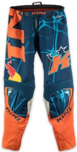 KINI Revolution Pants Black/Blue/Orange