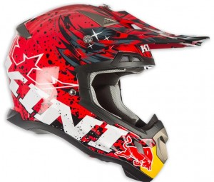 KINI Red Bull Revolution Helmet