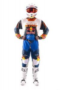 Kini Red Bull Competition Set Navy Orange