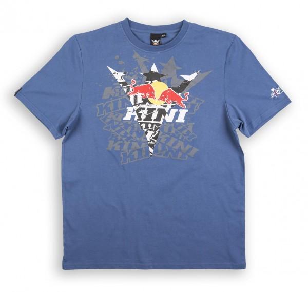 KINI Red Bull Fade Tee Navy