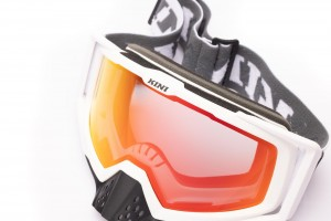 KINI Red Bull Competition Goggles V2.1 - White