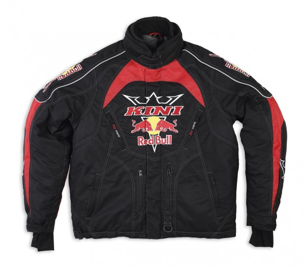 KINI Red Bull Snowmobile Jacket 14