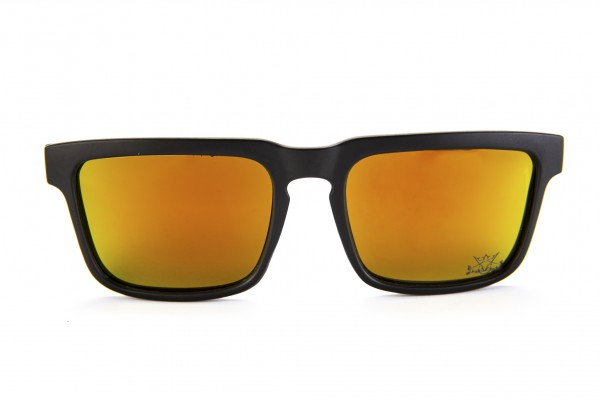 KINI RED BULL Revo Shade - black/orange mirror