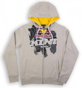 KINI Red Bull Collage Hoodie Grey