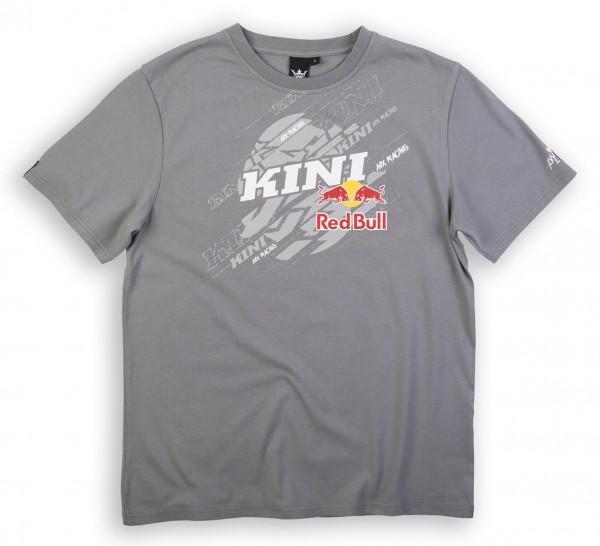 KINI Red Bull Dissected Tee Grey