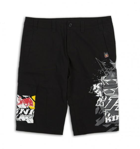 KINI Red Bull Bermudas Black
