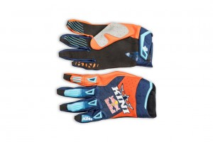KINI Red Bull Competition Gloves Orange/White/Navy