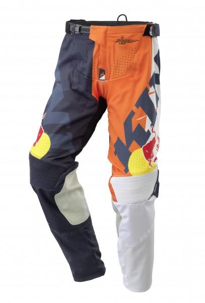 KINI Red Bull Competition Pants V2.1 - Orange/White/Anthrazite